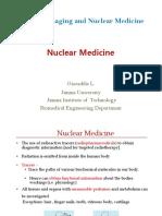 5. Nuclear Medicine Imaging