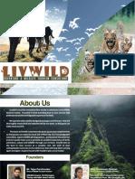 Livwild Corporate Brochure