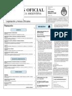 Boletin Oficial 02-08-10 - Primera Seccion