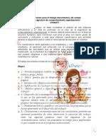 Instruc Para El Trabajo Documental y de CampoMOTIVACIÓN