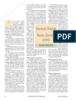General Packet Service (GPRS)