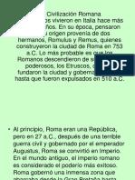 200802011521080.Presentacion civilizacion romana epoca antigua.ppt