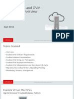 Exadata OVM Overview - 3