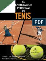 El Entrenador Personal Del Tenis