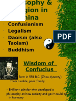 Ancient Chinese Philosophy