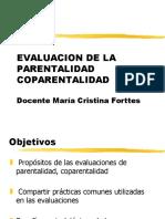 CFOR  EVALUACION DE LA PARENTALIDAD.ppsx