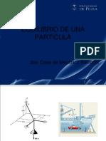 2da Clase-Equilibrio de Una Partícula