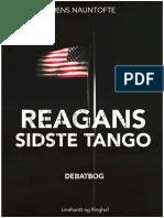 Reagans Last Tango