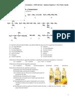 Ejercicios de Nomenclatura 1 de química orgánica