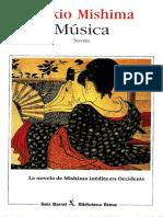 MISHIMA, Yukio, Música.pdf