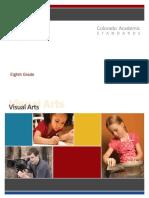 visual arts 8th grade
