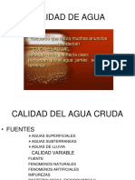 CALIDAD DE AGUA.ppt
