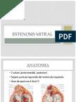 3.6 Estenosis Mitral