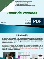 4. Taller de Vacunas 2011-2.ppt