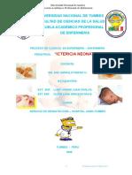 Pae Ictericia Neonatal-listo
