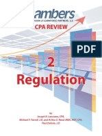 Lambers CPA Review Regulations