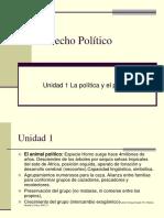 Derecho Político U1