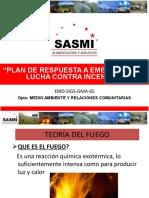 LUCHA CONTRA INCENDIOS by SASMI PERÚ