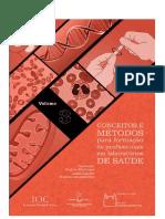 Bioquímica, Bio Molecular e Hematologia Resumo FioCruz