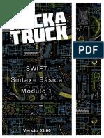 Modulo 1 - Sintaxe Basica de Swift 3