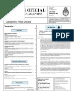 Boletin Oficial 06-08-10 - Primera Seccion
