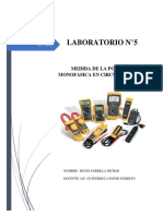 Laboratorio N° 5 -ALTERNA