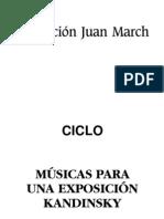 CICLO Kandinsky 2003