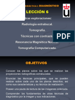 Radiología extrabucal