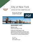 DOE Management Audit