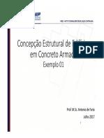 Concepção Estruturalula 03