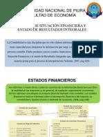 Ee.ff de Resultados y Situación Financiera
