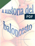 Libro de La Historia Del Baloncesto
