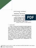 Instituto Cervantes - J J Rousseau