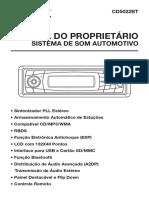 Manual CD 5022BT