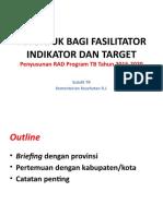 Indikator Dan Perhitungan Target_petunjuk Bagi Fasilitator