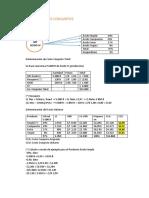 Práctica- Costos Conjuntos QUÉ QUÍMICA (SOLUCIÓN)