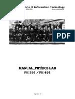 Ph Lab Manual(Viva)