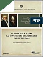 Newton Isaac Y Leibniz Gottfried - La Polemica Sobre La Invencion Del Calculo Infinitesinal.pdf