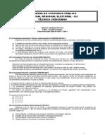 Direito Administrativo - Valmir Rangel - Exercicios i (Sala de Aula)