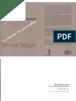 George Makari - Revolución en Mente. Parte 1.