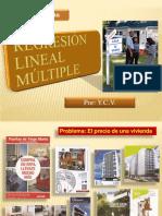 Regresion Lineal Múltiple - Publicacion