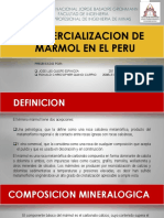 Comercializacion Marmol Peru
