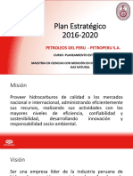EP202 -Planeamiento Estrategico PETROPERU