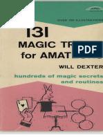 131 Magic Tricks for Amateurs.pdf