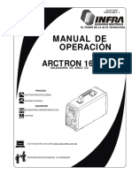 Manual Arctron 160