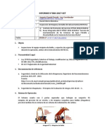Inspeccion Subcontratista Histecsa - Maquina Balde