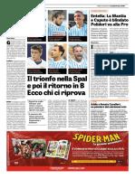 La Gazzetta dello Sport 12-08-2017 - Serie B