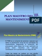 2-Plan Maestro de Mantenimiento