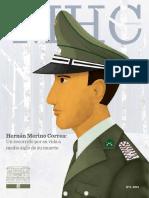 """Chile, """"Teniente Hernán Merino Correa, recuerdos del carabinero asesinado por la policía argentina en Laguna del Desierto en 1965"""""""