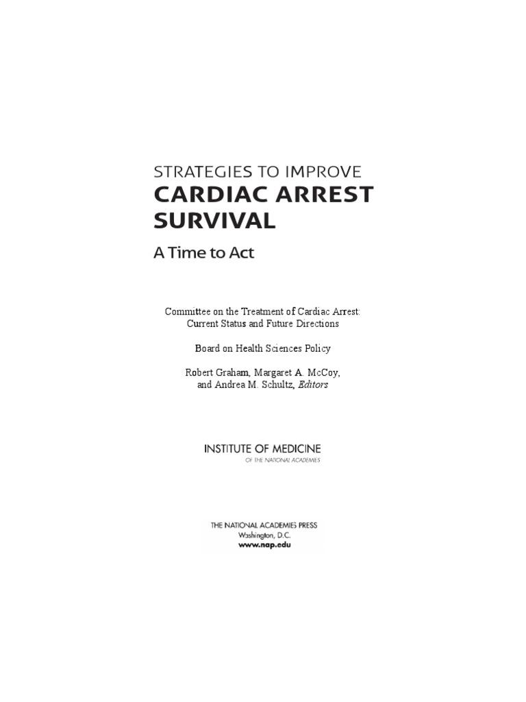 Bookshelf NBK305685   Cardiac Arrest   Cardiopulmonary Resuscitation